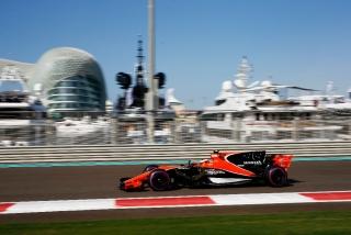 Fotos GP Abu Dhabi F1 2017 Foto 40