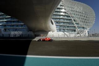 Fotos GP Abu Dhabi F1 2017 Foto 43