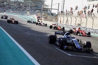 Fotos GP Abu Dhabi F1 2017 Foto 45