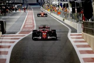 Fotos GP Abu Dhabi F1 2017 Foto 51