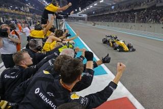 Fotos GP Abu Dhabi F1 2017 Foto 89