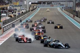 Fotos GP Abu Dhabi F1 2017 Foto 115