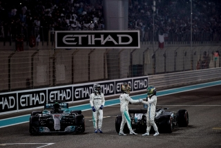 Fotos GP Abu Dhabi F1 2017 Foto 118