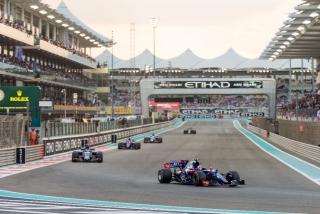 Fotos GP Abu Dhabi F1 2017 Foto 134