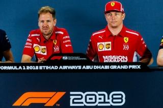 Fotos GP Abu Dhabi F1 2018 Foto 76