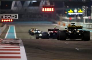 Fotos GP Abu Dhabi F1 2018 Foto 79