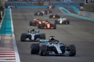 Fotos GP Abu Dhabi F1 2018 Foto 85