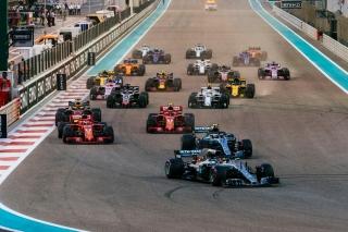 Fotos GP Abu Dhabi F1 2018 Foto 91