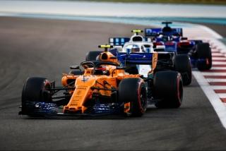 Fotos GP Abu Dhabi F1 2018 Foto 93