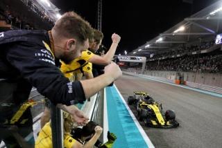 Fotos GP Abu Dhabi F1 2018 Foto 100