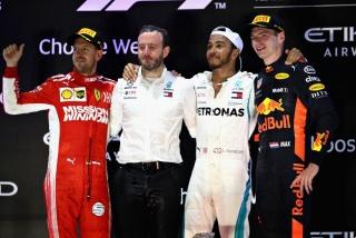 Fotos GP Abu Dhabi F1 2018 Foto 114