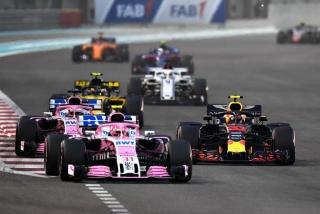 Fotos GP Abu Dhabi F1 2018 Foto 123