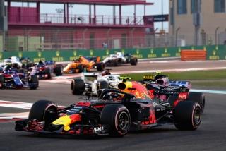 Fotos GP Abu Dhabi F1 2018 Foto 124