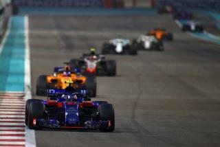 Fotos GP Abu Dhabi F1 2018 Foto 129