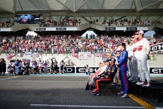Fotos GP Abu Dhabi F1 2018 Foto 130