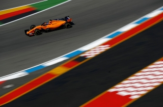Fotos GP Alemania F1 2018 Foto 21