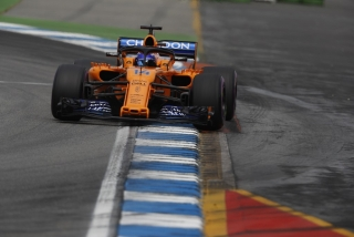 Fotos GP Alemania F1 2018 Foto 49