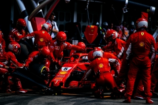 Fotos GP Alemania F1 2018 Foto 79
