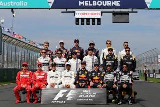 Foto 1 - Fotos GP Australia F1 2017