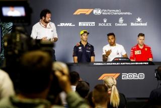 Fotos GP Australia F1 2018 Foto 14