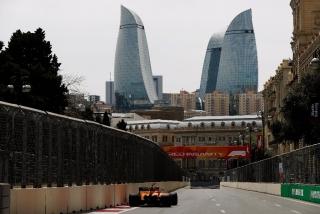Fotos GP Azerbaiyán F1 2018 Foto 7