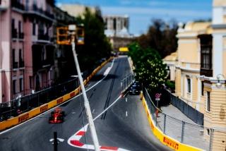 Fotos GP Azerbaiyán F1 2018 Foto 10