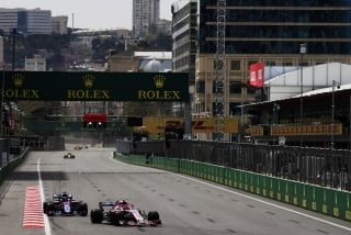 Fotos GP Azerbaiyán F1 2018 Foto 13