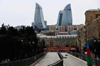 Fotos GP Azerbaiyán F1 2018 Foto 14