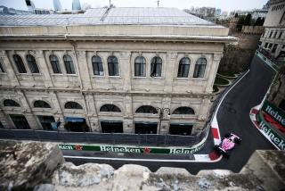 Fotos GP Azerbaiyán F1 2018 Foto 30