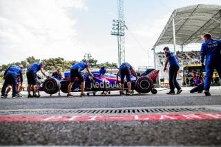 Fotos GP Azerbaiyán F1 2018 Foto 43