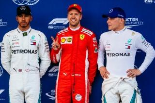 Fotos GP Azerbaiyán F1 2018 Foto 48