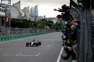 Fotos GP Azerbaiyán F1 2018 Foto 50