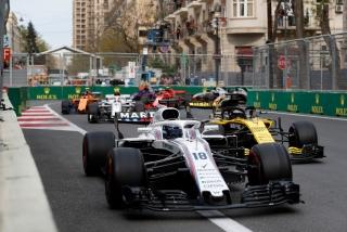 Fotos GP Azerbaiyán F1 2018 Foto 55