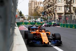 Fotos GP Azerbaiyán F1 2018 Foto 57
