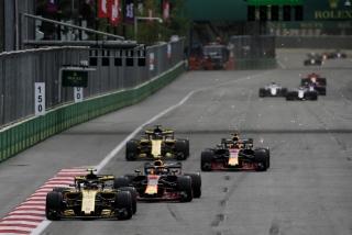 Fotos GP Azerbaiyán F1 2018 Foto 58