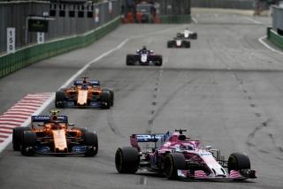 Fotos GP Azerbaiyán F1 2018 Foto 59