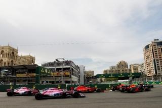 Fotos GP Azerbaiyán F1 2018 Foto 62