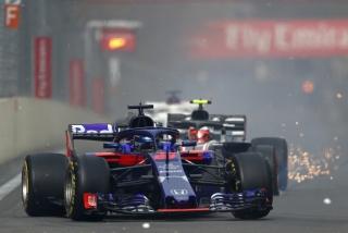 Fotos GP Azerbaiyán F1 2018 Foto 64