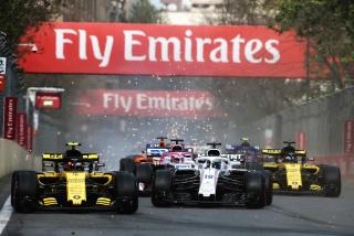 Fotos GP Azerbaiyán F1 2018 Foto 65