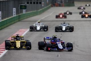 Fotos GP Azerbaiyán F1 2018 Foto 69