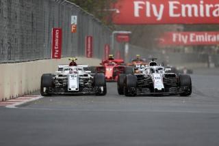 Fotos GP Azerbaiyán F1 2018 Foto 70