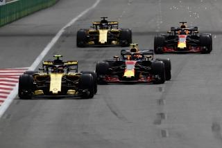 Fotos GP Azerbaiyán F1 2018 Foto 76