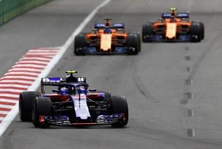 Fotos GP Azerbaiyán F1 2018 Foto 78