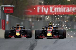Fotos GP Azerbaiyán F1 2018 Foto 82