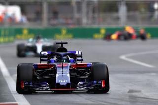 Fotos GP Azerbaiyán F1 2018 Foto 86