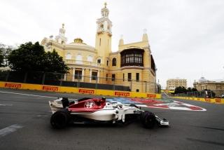 Fotos GP Azerbaiyán F1 2018 Foto 100