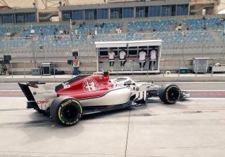 Fotos GP Bahréin F1 2018 Foto 28