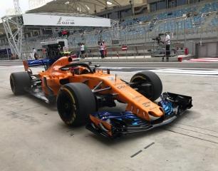 Fotos GP Bahréin F1 2018 Foto 30