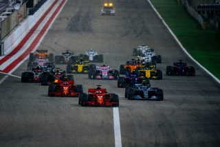Fotos GP Bahréin F1 2018 Foto 126