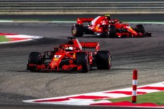 Fotos GP Bahréin F1 2018 Foto 134